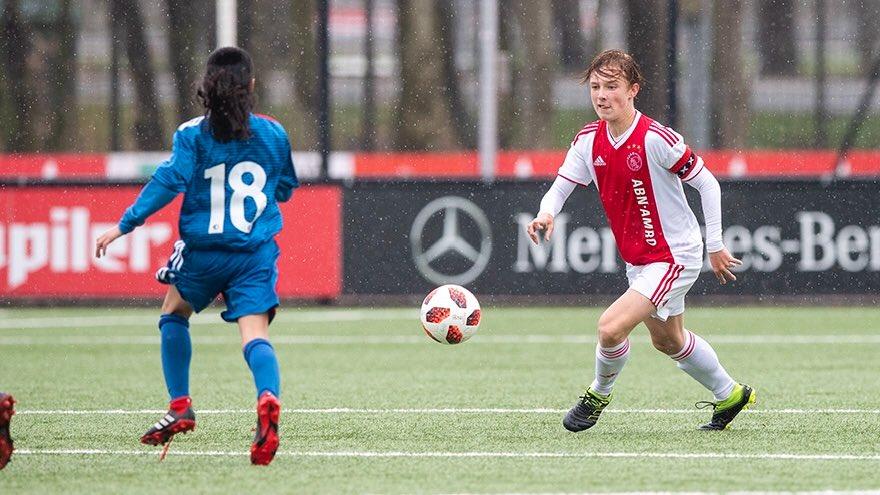 Ajax Youth Academy's photo on Feyenoord