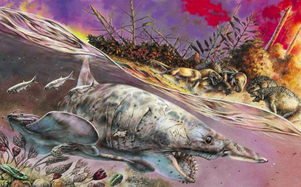 уменьшить животные пермского моря картинки прелесть