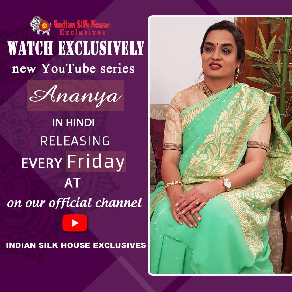 e110d7792a5595 ...  Ananya  youtube  indiansilkhouse  indiansilkhouseexclusives   traditionalsarees  indiansarees  silk  silksareepic.twitter.com OOy8ewaxjs