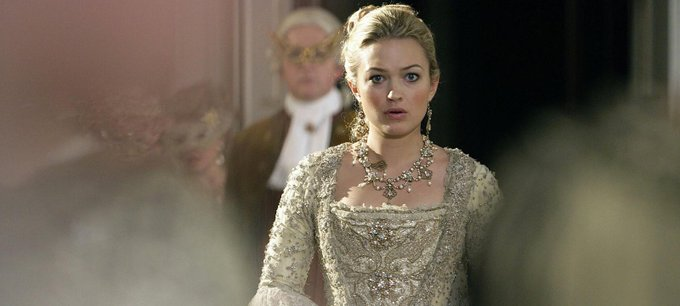 Happy Birthday to Sophia Myles who played Reinette in The Girl in the Fireplace.
