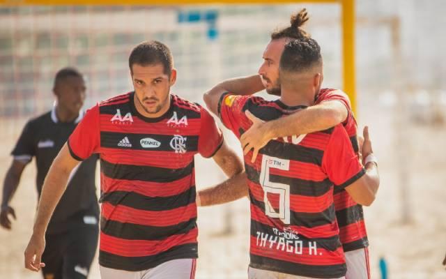 Flamengo goleia o Vasco e se sagra campeão do Campeonato Carioca de Beach Soccer - https://t.co/ung8aqagOW https://t.co/TP8I4ctnFz