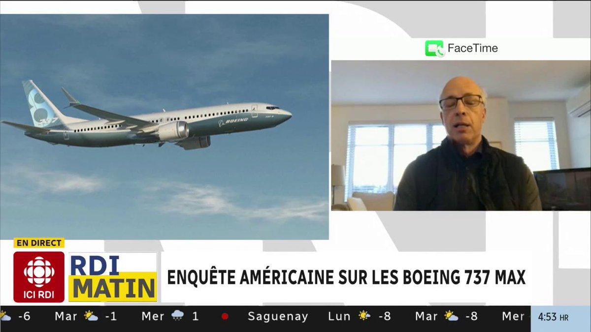 RDI matin's photo on #Boeing