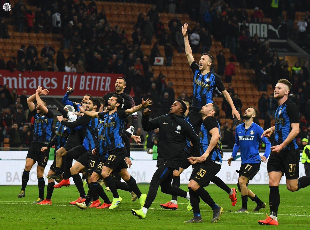 😎 | ABOUT LAST NIGHT  #MilanoSiamoNoi #DerbyMilano