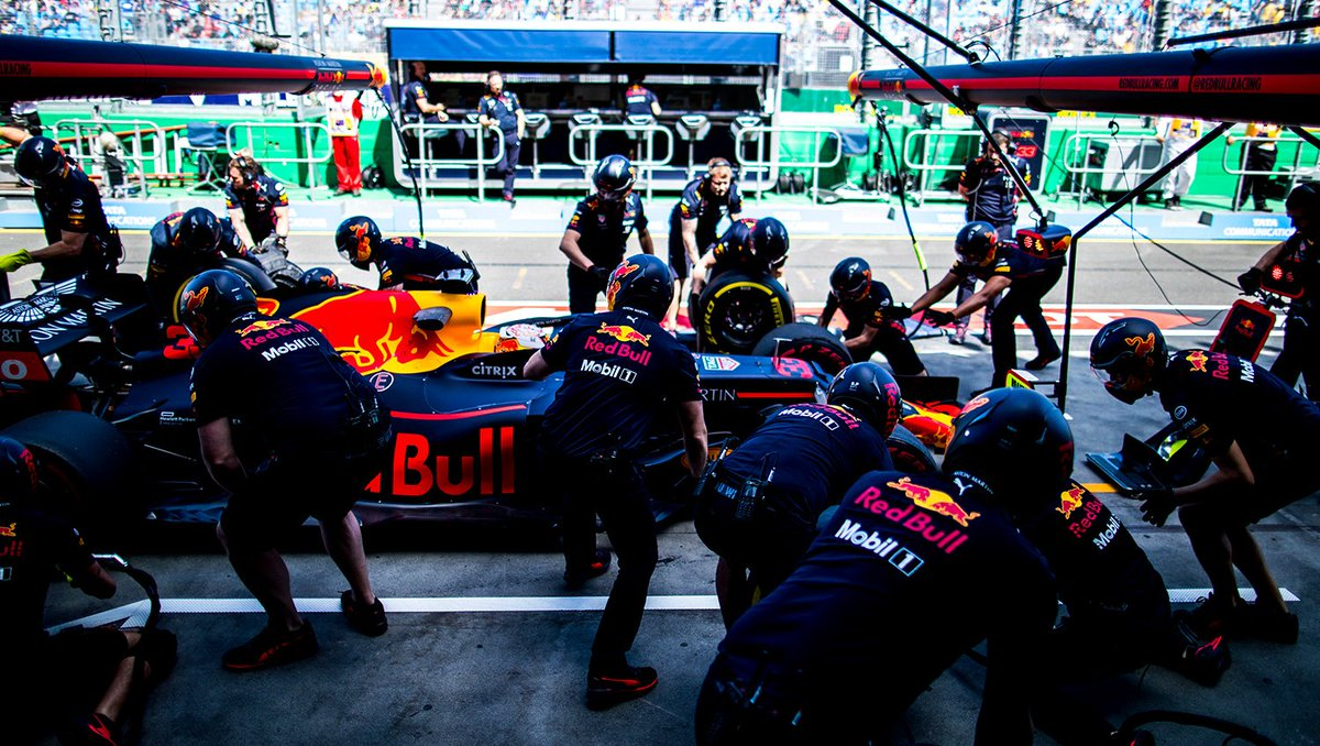 Red Bull Racing's photo on #AusGP