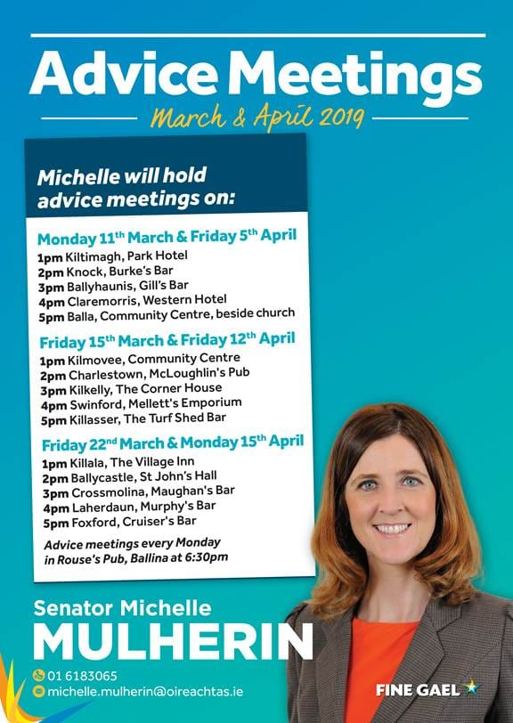 My clinics in March and April. Welcome!