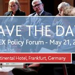 Image for the Tweet beginning: On May 21, the #IMEXPolicyForum