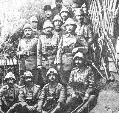 Çanakkale Destanı'nın 104. yılında, Başkomutan Gazi Mustafa Kemal Atatürk'ü, silah arkadaşlarını, şehit ve gazilerimizi saygı ve minnetle anıyoruz... #ÇanakkaleGeçilmez