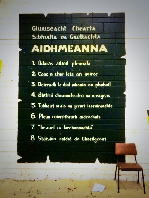 Blian na gCearta Siabhílata 1969: Aiste Dhonncha Uí Éallaithe a foilsíodh Iris an Phléaráca 1999 http://www.coisfharraige.ie/stair-chois-fharraige/1969-bliain-na-gcearta-sibhialta/…