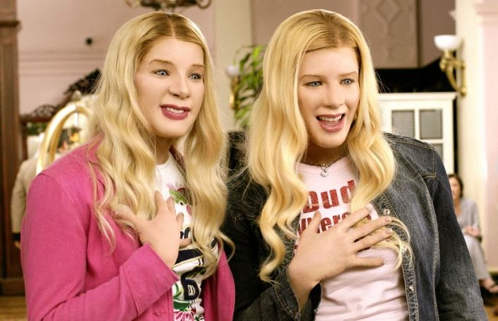 HOLD MY POODLE! @terrycrews says &#39;White Chicks 2&#39; is going to happen OMG  <br>http://pic.twitter.com/iP7W5AX1En