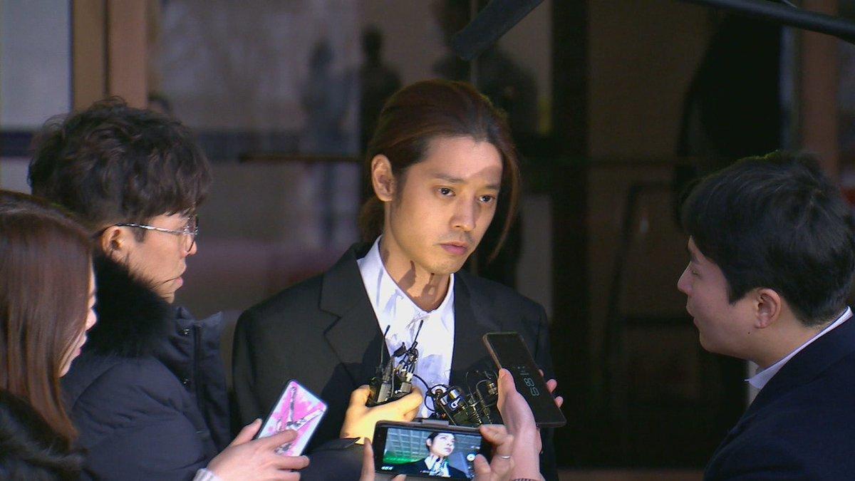 연합뉴스TV's photo on 구속영장