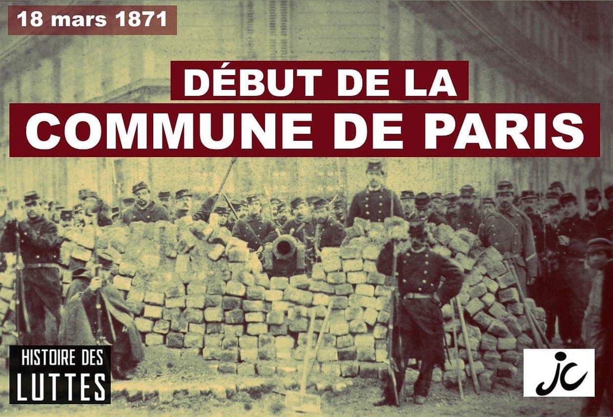 Histoire des Luttes's photo on Du 18
