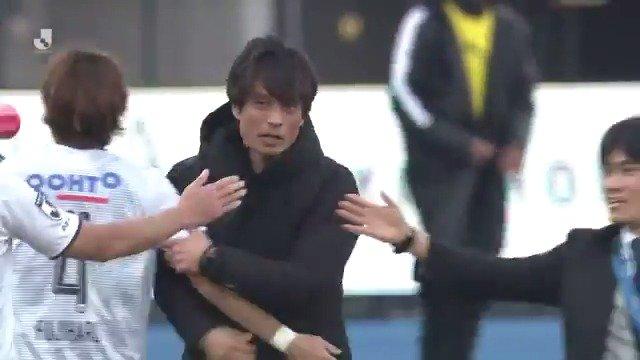 RT @J_League: 超レア⁉️ ここでしか見られないかもしれない #遠藤保仁 選手の指ハート😏💓 最後までお見逃しなく👀  #ガンバ大阪 @GAMBA_OFFICIAL  #Jリーグ https://t.co/cVNJPSAixw