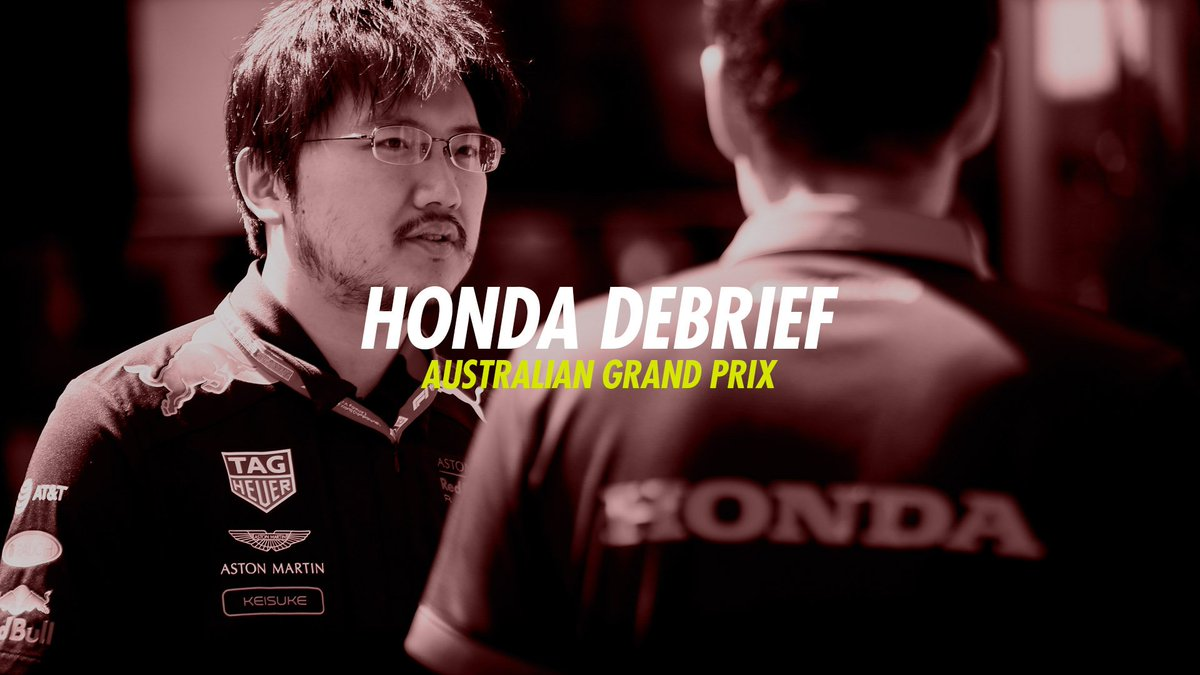 Welcome to the #HondaDebrief   New for 2019, we&#39;ll be sharing fans thoughts on how you feel race weekends went for us   First up, the Australian GP... Get your comments down below and we&#39;ll share some of the best Wednesday.  Get posting   #HondaDebrief #PoweredByHonda<br>http://pic.twitter.com/qSNy3fVFSO