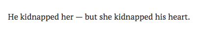This @NYDailyNews lede about the man who kidnapped Jayme Closs and killed her parents is making me break out in hives. <br>http://pic.twitter.com/56b61KdsHb