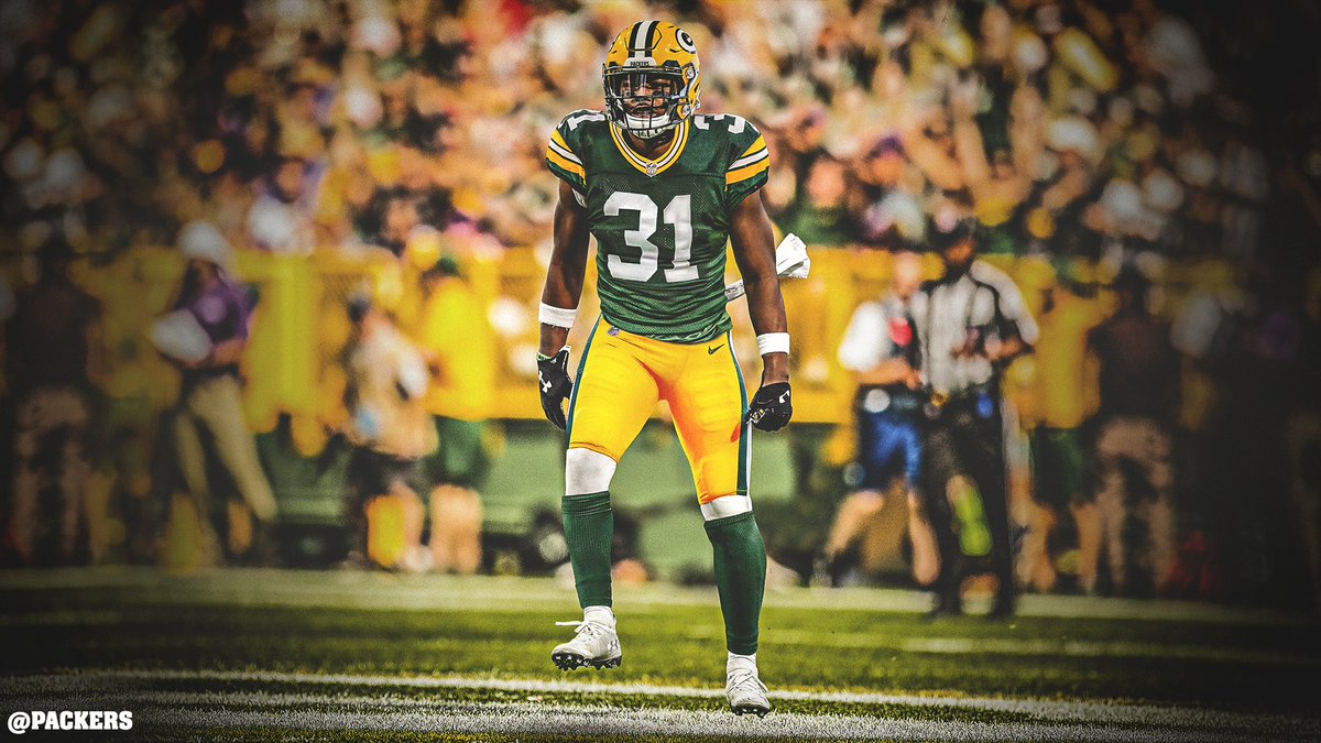 Preview of the newest #Packers in the green &amp; gold   #GoPackGo<br>http://pic.twitter.com/Tm7L85t0Ye