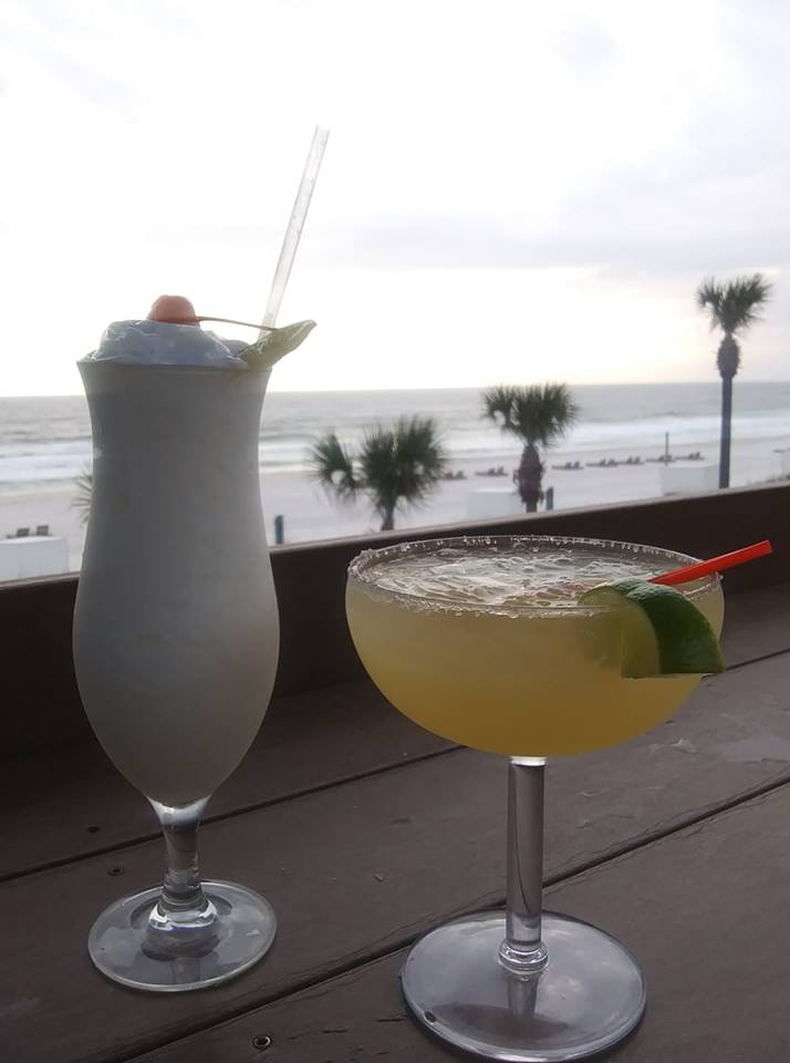 Spending time at the beach with a few frozen drinks!    #HowICopeIn5Words #PanamaCityBeach <br>http://pic.twitter.com/pCKfmNCvfV