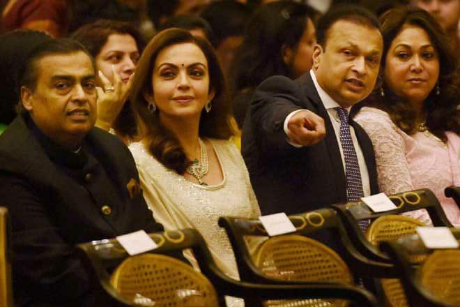 Anil Ambani thanks Mukesh and Nita Ambani as RCom pays off dues to Ericsson