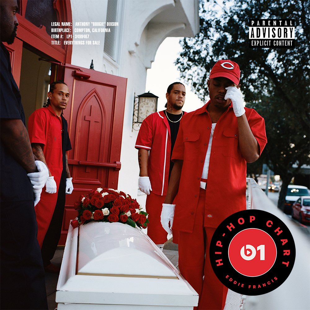 aye y'all go peep my interview on Hip-Hop Chart on @Beats1 apple.co/2WanYu5