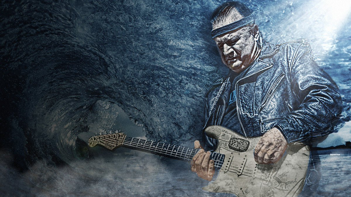 Doctör Ivan On Twitter Rest In Peace Dick Dale For
