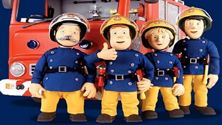Piers Morgan's photo on Fireman Sam