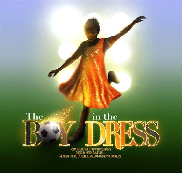 Tickets are now on sale for The Boy in the Dress! I've reunited with my friend Guy Chambers on the music & lyrics for the show – I can't wait to share some of it with you x https://t.co/HGXhE6vu9R #RSCBoyinDress https://t.co/SuE27mkSL1