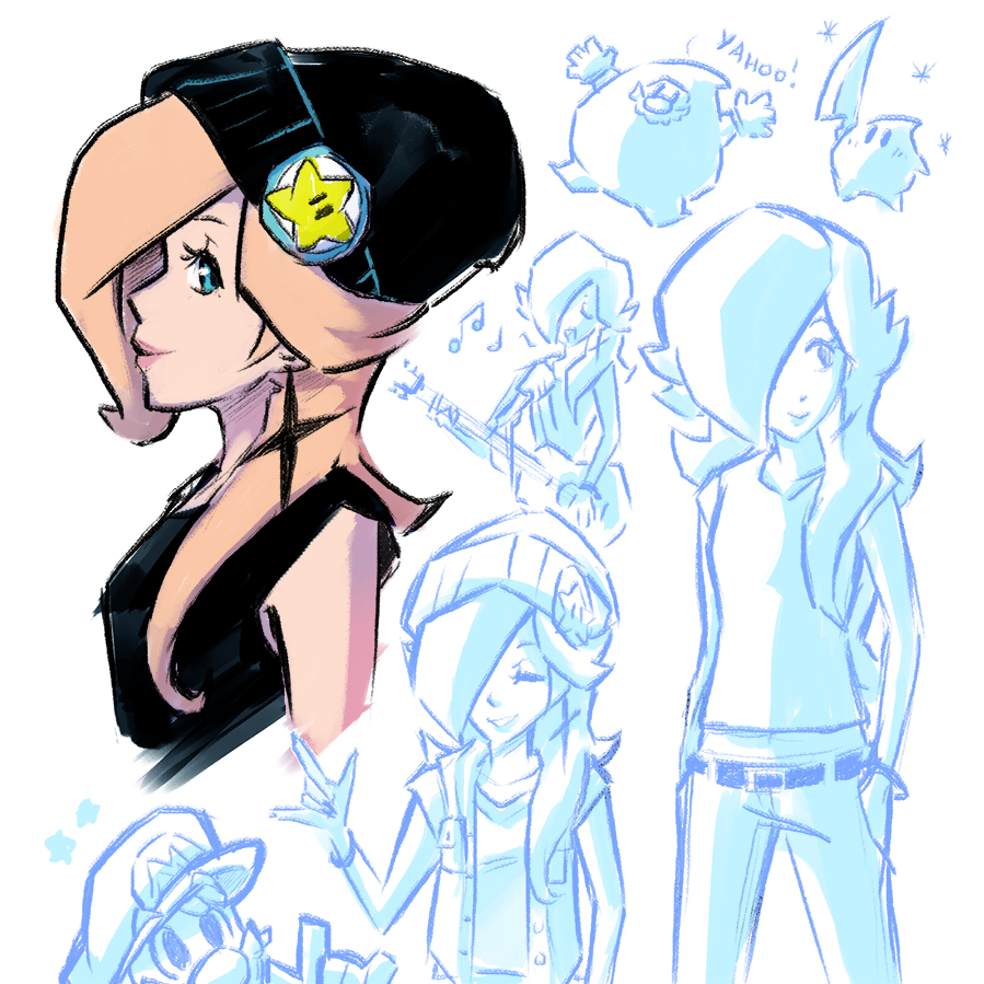 Some casual Rosalina for your evening <br>http://pic.twitter.com/ju8tmOj6Rb