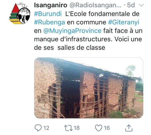 News About Burundi On Twitter