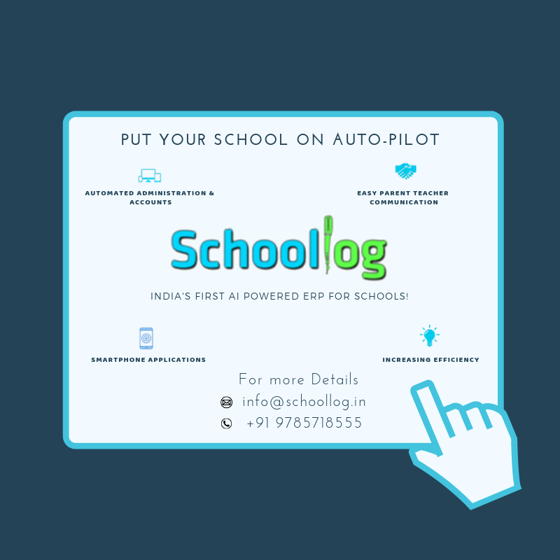 schoollog.in's photo on #EducationThatWorksForYou
