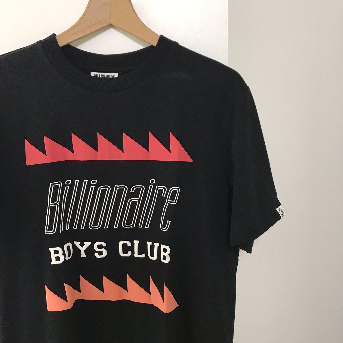 Billionaire Boys Club's Spring drop. - Oscillating Logo T-Shirt @bbcicecream_eu  Available in store now. #BillionaireBoysClub #BBC #New<br>http://pic.twitter.com/jr0Sw1ceDS