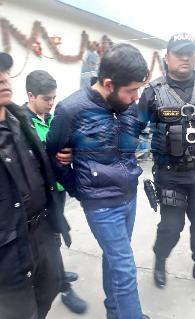 Hombre ligado al Cartel de Sinaloa desaparece de la cárcel Mariscal Zavala  | ChapinTV