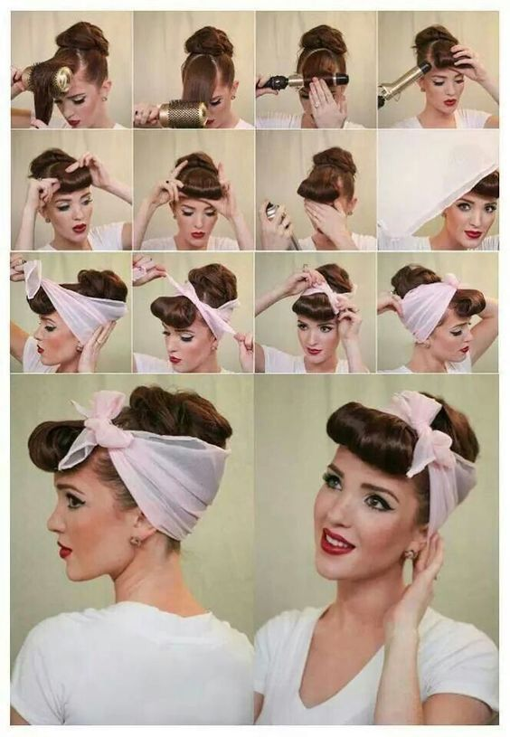 Time to bring back this #hairstyle. What do you think?  #hair #beauty