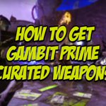 Image for the Tweet beginning: Guide to Getting Gambit Prime's