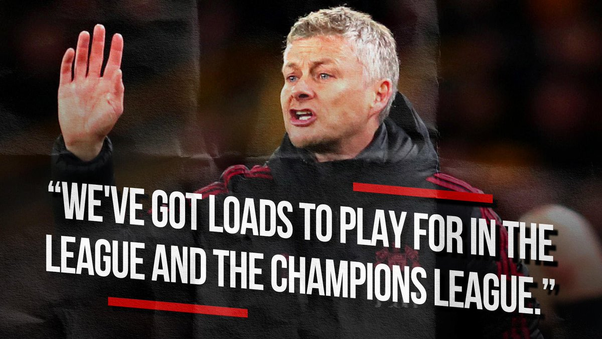 A message from Ole. #MUFC #MondayMotivation
