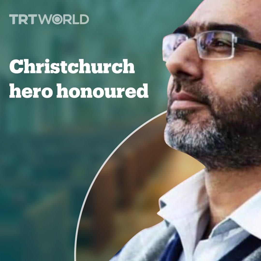 TRT World's photo on Christchurch