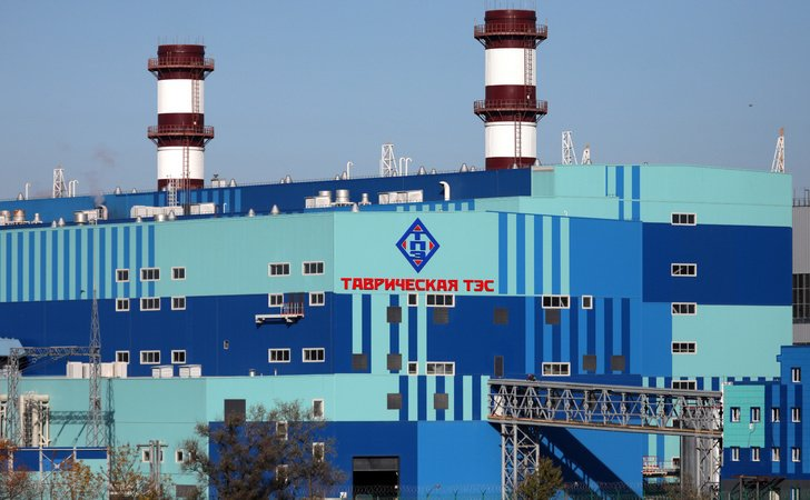 Симферопольская и Балаклавская ТЭС вышли на полную мощность