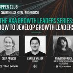 Captify's CVO & Co-founder, @adam_ludwin joins a stellar line-up for @TheSupperClubUK's AXA Growth Leaders Series, to discuss adopting a growth mindset & building high-performing teams: https://t.co/gKW7lt8cPN @RatedPeople @AXAPPPhealth @TechNation @HarmonicGroupHQ @ebriceno8