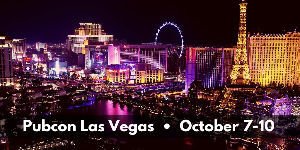 Are you ready for the Search Marketing Event of the Year? Pubcon Las Vegas is October 7-10 and some of the best marketers from around the world will be there offering insights you need. Don't miss it! Pubcon,com