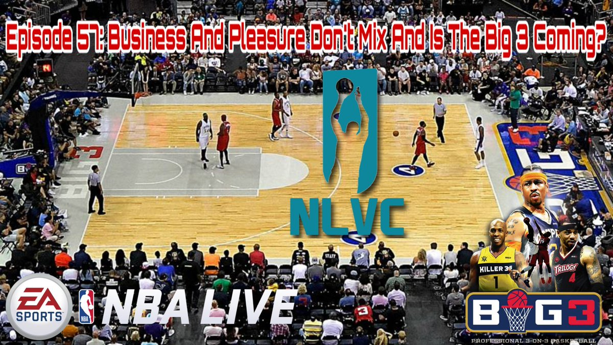 The latest two podcasts #NbaLiveCommunity #GamersUnite enjoy.  Link to our channel is pinned #Nlvc #TruthIsStandard #WeInThere