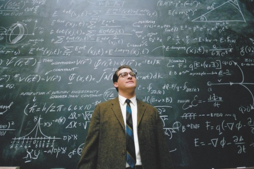 """""""The Uncertainty Principle. It proves we can't ever really know... what's going on. So it shouldn't bother you. Not being able to figure anything out...   Although you will be responsible for this on the mid-term."""" - Larry Gopnik #ASeriousMan"""