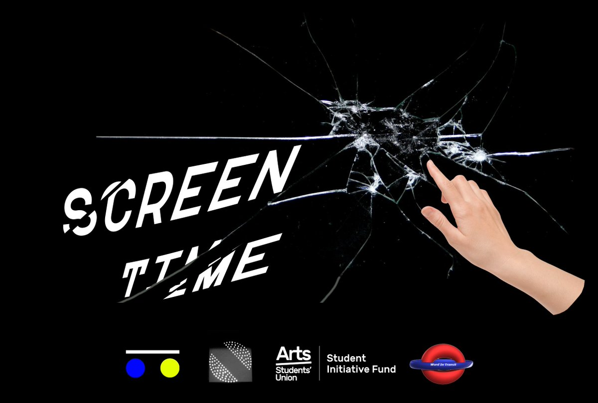 SCREEN TIME: Word in Transit 5 x Yoke Collective 7.30-9.30pm 21st March - London Underground + Banner Repeater - https://mailchi.mp/bannerrepeater/newsletter-update-2646445…