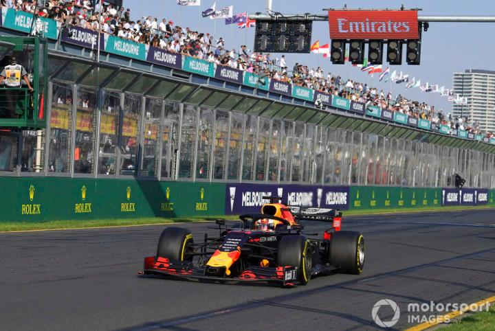 Motorsport España's photo on #AusGP