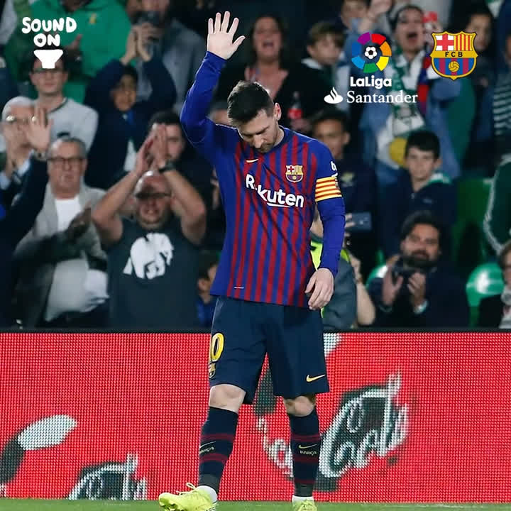 �� When words aren't needed, just �� �� ��   ���� #ForçaBarça #WeColorFootball https://t.co/KuCMzgqB9f