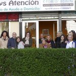 Image for the Tweet beginning: La Alcaldesa @Noelia_posse ha visitado