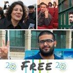 Image for the Tweet beginning: #Azerbaijan has pardoned 50 political