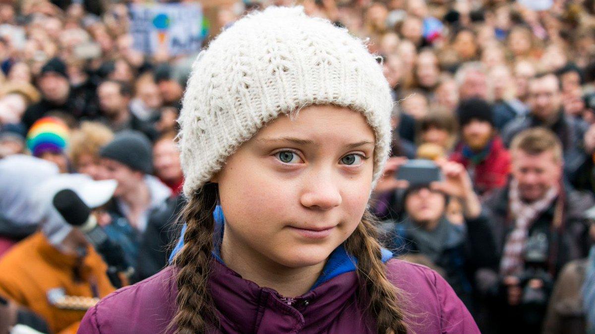 Злую шведскую девочку Грету Тунберг пригласили в Думу