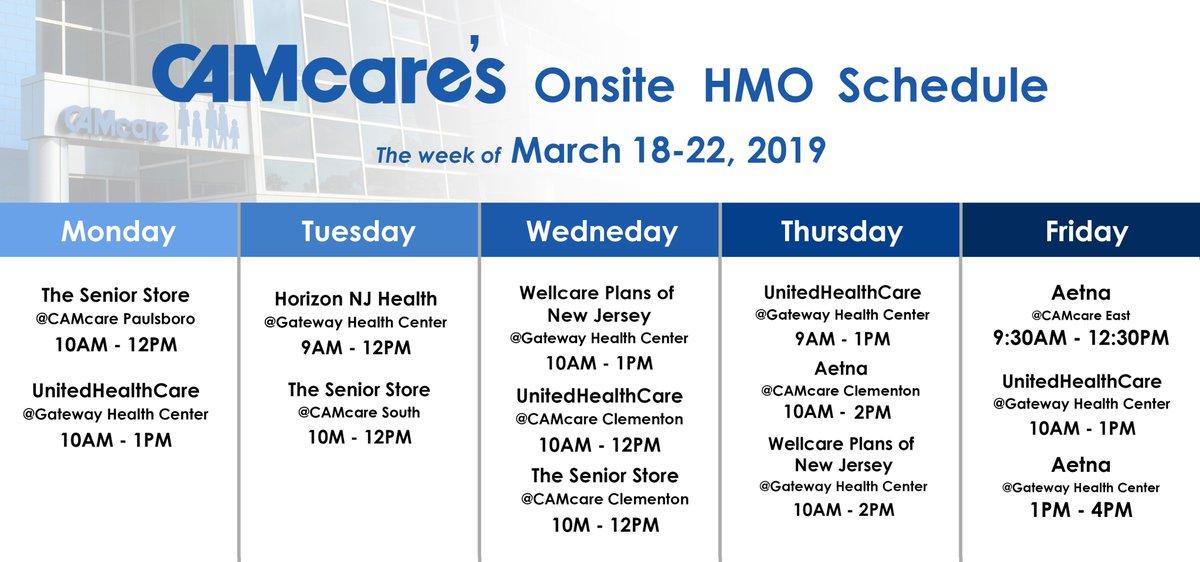 CAMcare Health Corporation - @CAMcareWeCare Twitter Profile
