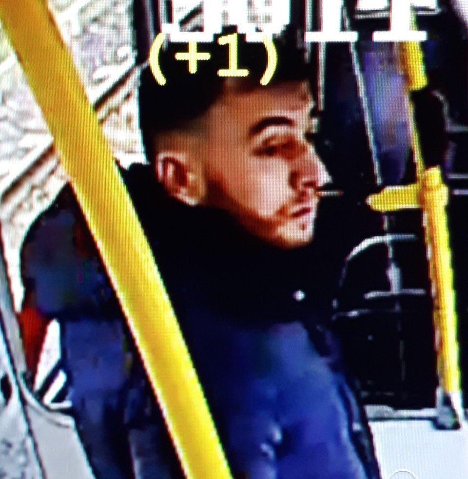 الشرطة الهولندية تنشر صورة مطلق النار  في اعتداء #أوتريخت وهو شخص يحمل الجنسية التركية #هولندا