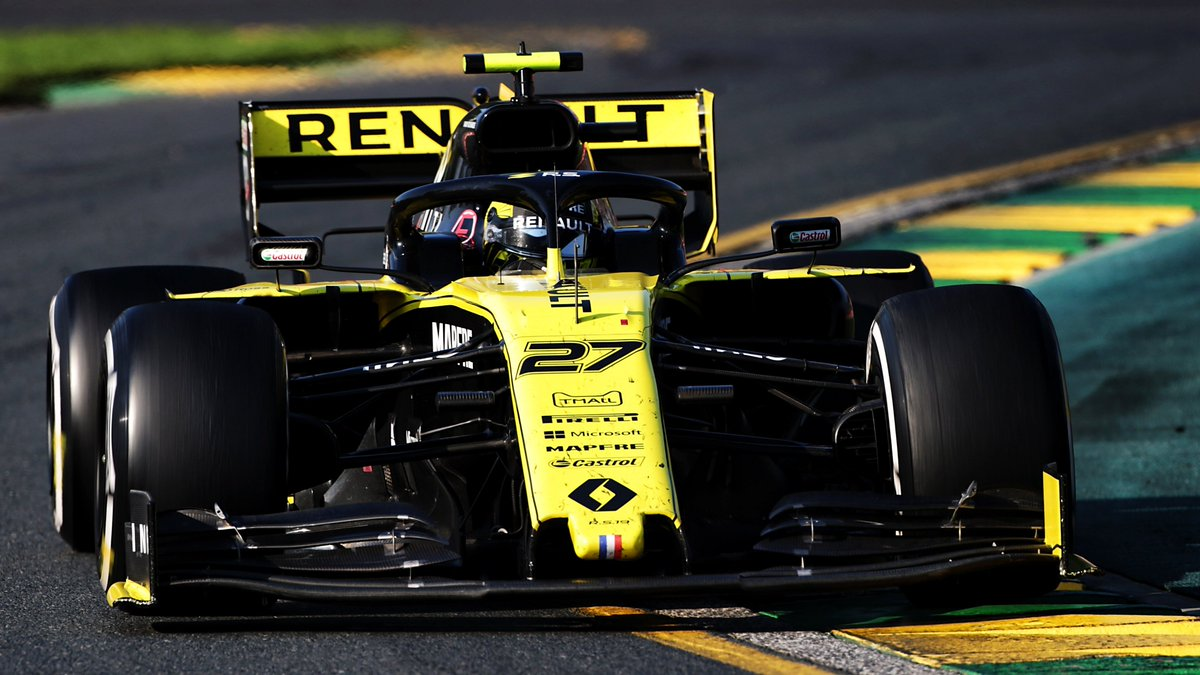 Renault Italia's photo on #AustralianGP
