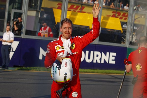 Bravo Fernando's photo on #AustralianGP