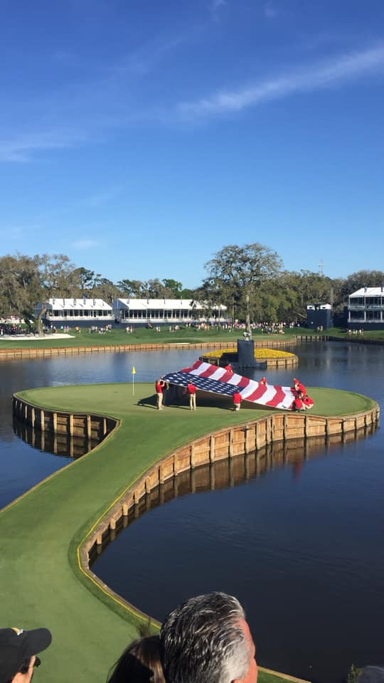 Congratulations to @TPCSawgrass for hosting another stunning tournament! We can't wait until the next @THEPLAYERSChamp! #pgatour #liveunderpar